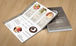 Dizajn jelovnika za restorane Osijek