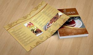 Dizajn jelovnika za restorane Split