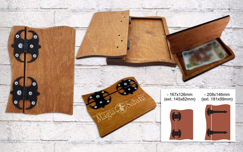 Drvena kutijica - Etui