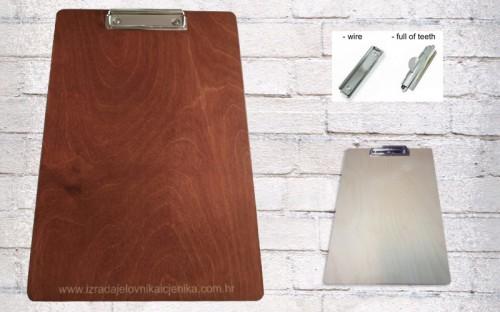 drveni clipboard