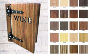 Izrada drvenih jelovnika