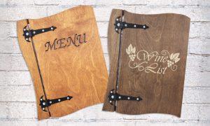 Drveni jelovnici